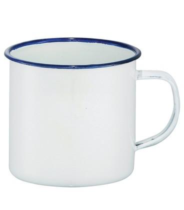 Fireside Enamel Metal Mug