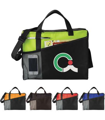 Full Time Non-Woven Briefcase