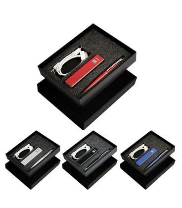 Gift Set with 7701 Charger, Cable & 627 Pen