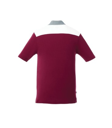 Gydan Short Sleeve Polo - Mens