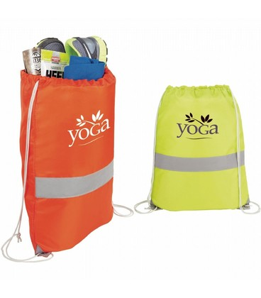HighViz Reflective Drawstring Sportspack