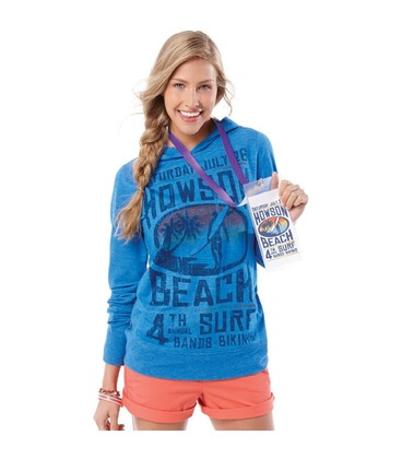 Howson Knit Hoody - Womens