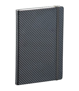 Ambassador Carbon Fibre 5 x 7 JournalBook