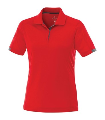 Kiso Short Sleeve Polo - Womens