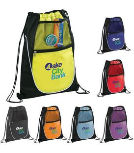 Locker Mesh Pocket Drawstring Sportspack