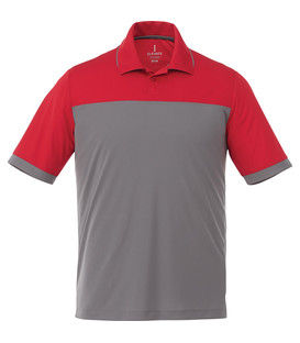 Mack Short Sleeve Polo - Mens