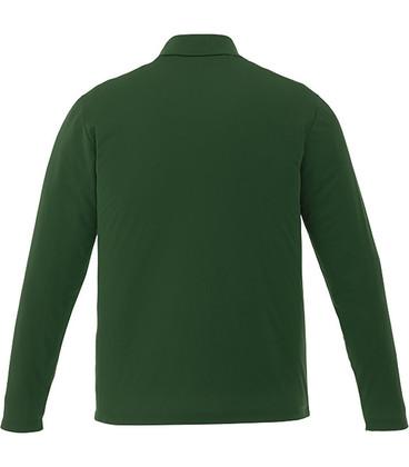 Mori Long Sleeve Polo - Mens