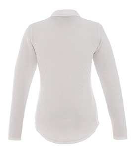 Mori Long Sleeve Polo - Womens