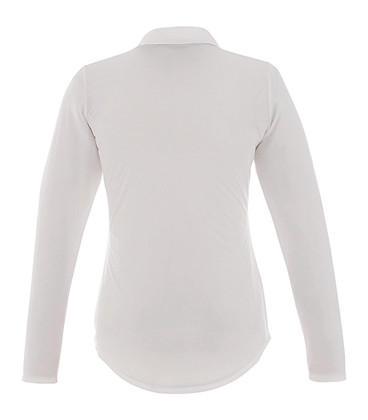 Mori Long Sleeve Polo - Womens