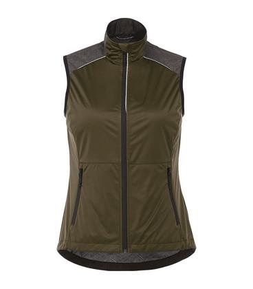 Nasak Hybrid Softshell Vest - Womens