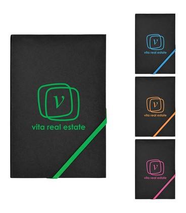 Neon Edge Notebook
