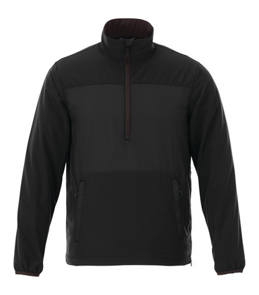 Odaray Half Zip Lightweight Jacket - Mens