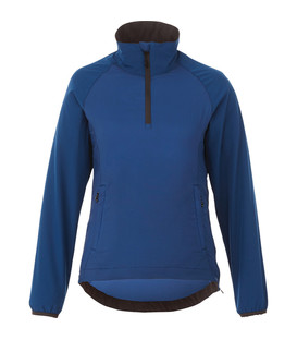 Odaray Half Zip Lightweight Jacket - Womens