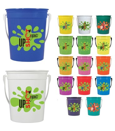 32-oz. Pail with Handle