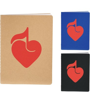Recycled Pocket Notebook