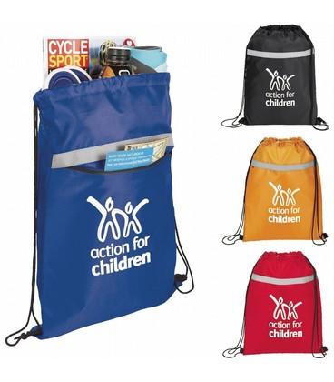 Reflecta Pocket Drawstring Sportspack