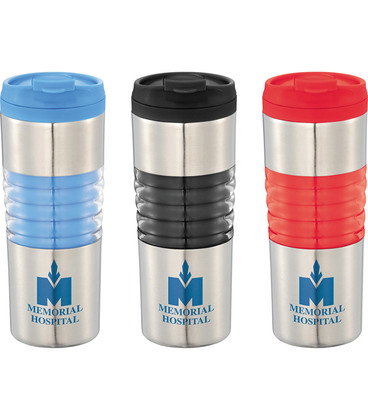 Ripple 16-oz. Travel Tumbler