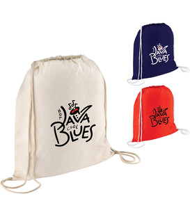 4 oz. Cotton Drawstring Sportspack