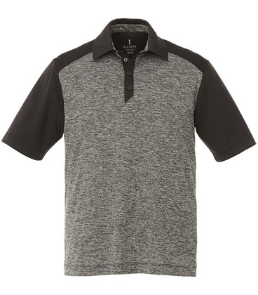 Sagano Short Sleeve Polo - Mens