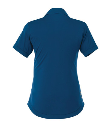 Sagano Short Sleeve Polo - Womens