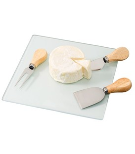 Seasons 4 Piece Cheese Set
