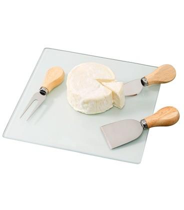 Seasons 4 Piece Cheese Set