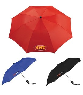 "Seattle 36"" Folding Auto Umbrella"