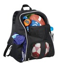 Sportin' Match Ball Backpack