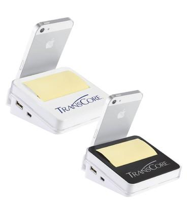 Stickz USB Hub & Phone Holder