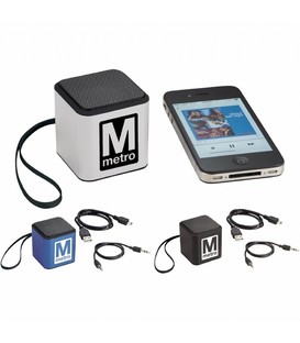 The Cube Bluetooth® Speaker