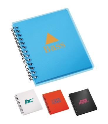 The Duke Spiral Notebook