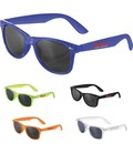 The Sun Ray Glasses - Crystal