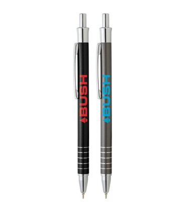 The Vienna Acu-Flow™ Metal Pen