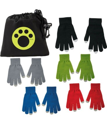 Touchscreen Gloves - Large Size
