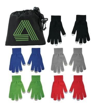 Touchscreen Gloves - Regular Size