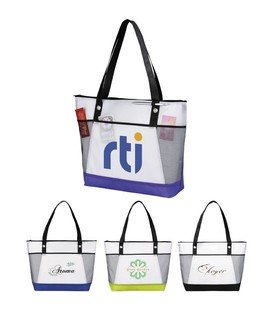 Townsend Zippered Meeting Tote