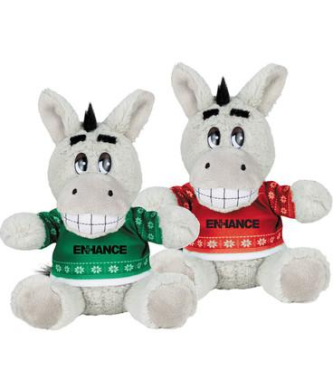 Ugly Sweater 6'' Donkey