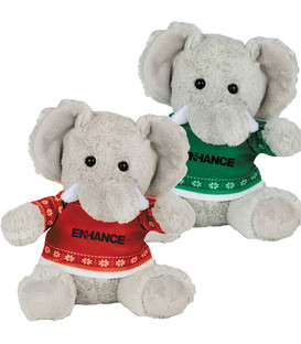 Ugly Sweater 6'' Elephant