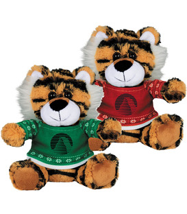 Ugly Sweater 6'' Tiger