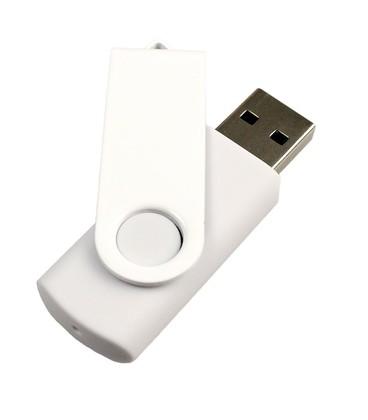 USB Flash Drives Lacquering Clip - 8Gb