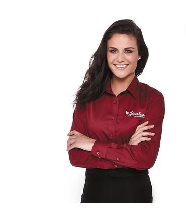 Wilshire Long Sleeve Shirt - Womens