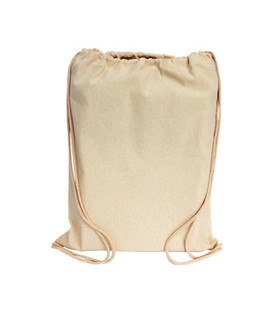 Calico Bag Drawstring Backpack