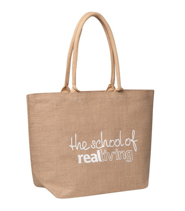Laminated Jute Market Bag