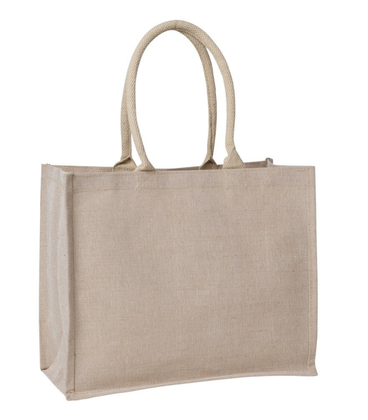 Laminated Juco Supermarket Bag