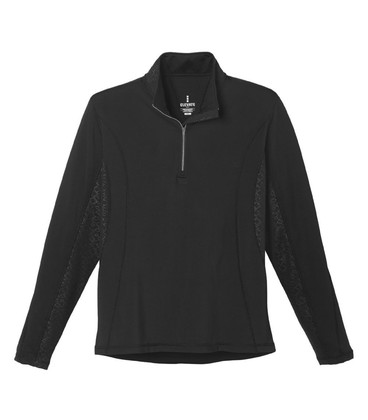 Caltech Knit Quarter Zip - Mens