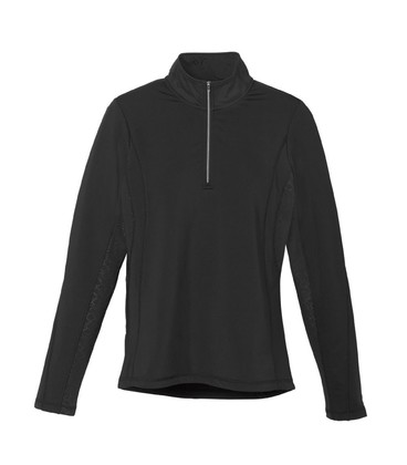 Caltech Knit Quarter Zip - Womens