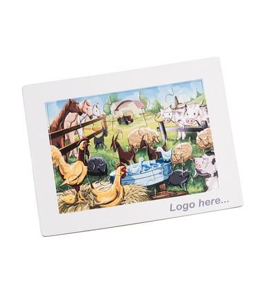 Cardboard Puzzle