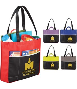 Change Up Non-Woven Meeting Tote