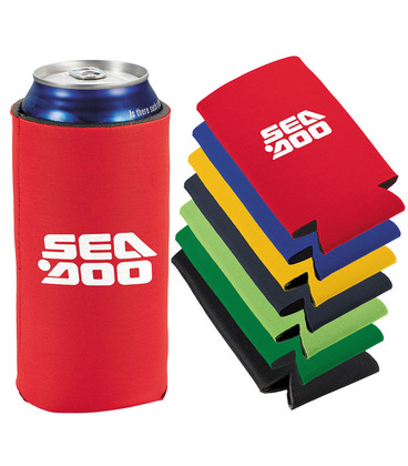 Collapsible Can Insulator 16 oz.