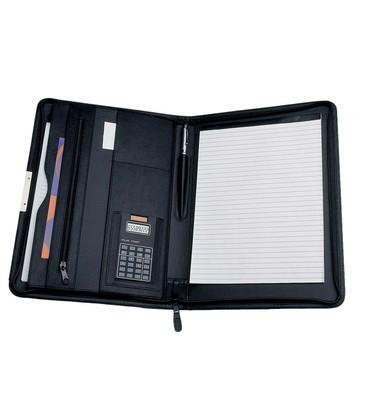 A4 Portfolio with Solar Calculator
